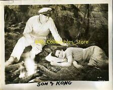 "Willis H. O'Brien Cast of Son Of Kong 1933 Original 8x10"" Photo #X19"