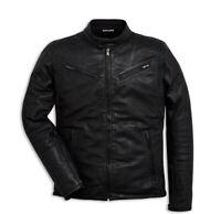 DUCATI Dainese SOUL C2 Lederjacke Leder Jacke Leather Jacket schwarz NEU