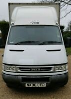 IVECO Daily Luton Van 35 C12 LWB with Tail Lift