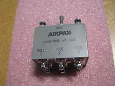 AIRPAX CIRCUIT BREAKER # M39019/05-249  NSN: 5925-01-233-7129