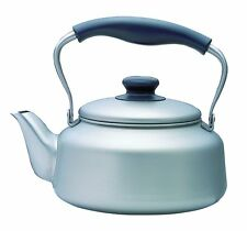 Sori Yanagi Stainless Steel Kettle Matte Finish 2.5 L / 84 floz from Japan