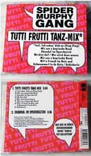 SPIDER MURPHY BAND Tutti Frutti Tanz Mix .. EMI Maxi-CD