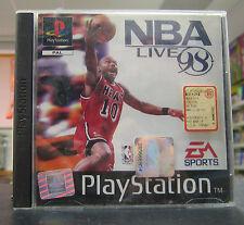 NBA LIVE 98 PSX PSONE USATO PLAYSTATION
