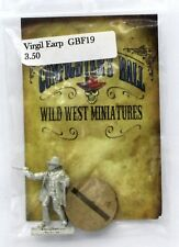Knuckleduster GBF19 Virgil Earp (Gunfighter's Ball) Old West Gunslinger Lawman