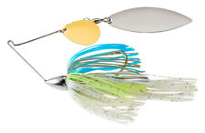 2 New War Eagle Tandem Willow Spinnerbait 3/8 Sexxy Shad WE38NT19