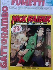 Nick Raider N.200  - Bonelli edicola