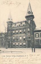 POUGHKEEPSIE NY – Eastman College Rotograph Postcard – udb – 1905