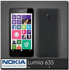 "Original Nokia Lumia 635 Unlocked Windows 4.5"" Quad Core 8GB ROM 5MP 3G WIFI GPS"
