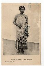 MADAGASCAR DIEGO SUAREZ Une femme Malgache