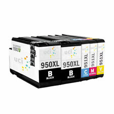 5 Ink UCI Brand fits for hp OfficeJet Pro Printer 8600 8600+ 8100 8610 8620 8630