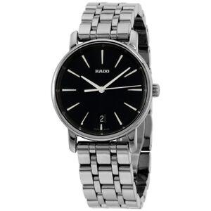 Rado DiaMaster Quartz Movement Grey Dial Ladies Watch R14064177