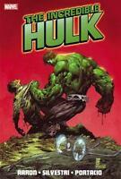 Incredible Hulk Vol 1 Jason Aaron Silvestri Marvel Comics HC Hard Cover Sealed