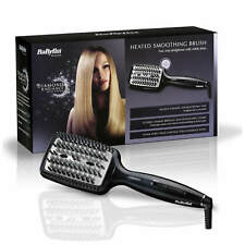 Babyliss Heated Smoothing Straightening Brush. Brand New in Box.