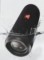 JBL Flip 5 Portable Waterproof Speaker - Midnight Black