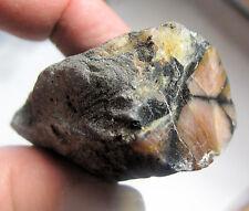 Rough Chiastolite Andulasite Holy Cross Large Protective Crystal Stone #20