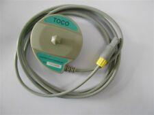 Compatible Edan CADENCE II TOCO  Fetal Transducer Probe Anke ASF-03