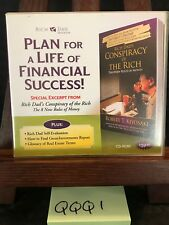Rich Dad Education: Plan For A Life Of Financial Success! Cd-Rom handle money!