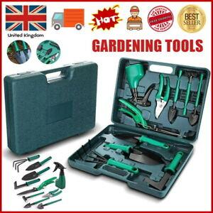 10Pcs Gardening Tool Set Gift DIY Ergonomic Non Slip Handle Garden Hand Tool Set