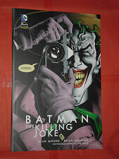 Batman The Killing Joke-alan Moore-brian Bolland-dc Black Lion Versione assoluta