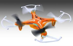 QUIZZZ Mini Quattrocopter 180x180mm Headless 3D T2M T5168