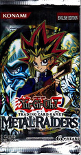 6x Yugioh Metal Raiders (MRD) Booster Pack (9 Cards)