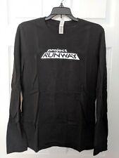 "NWOT! Ladies ""PROJECT RUNWAY"" Logo Long Sleeve T Shirt, Sz. XL"