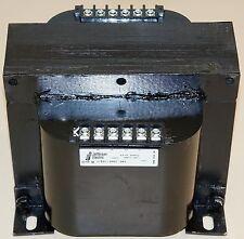 JEFFERSON ELECTRIC TRANSFORMER 631-2401-001 1PH 115V PRC.V:230X460 VA3000 3.0KVA
