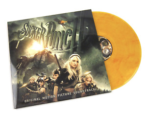 Soundtrack Sucker Punch LP Vinyl Amber Numbered Edition New Sealed