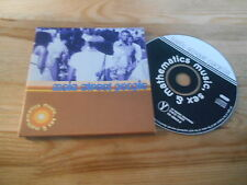 CD Indie Main Street People-Music, sesso & Mathematics (16) canzone Yo Mama Indigo