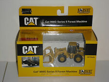 NORSCOT 1/87 CAT 966G SERIES II FOREST MACHINE FORESTIERE CATERPILLAR