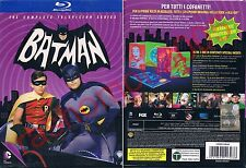 Blu-Ray BATMAN COMPLETE TV SERIES 1966-1968 SEASON 1+2+3 Adam West Region B NEW