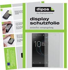 2x Sony Xperia XA1 Ultra Film de protection d'écran protecteur antireflet dipos