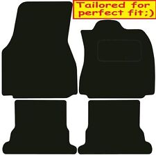 Tailored Deluxe Quality Car Mats Renault Megane Convertible 2002-2010 ** Black *