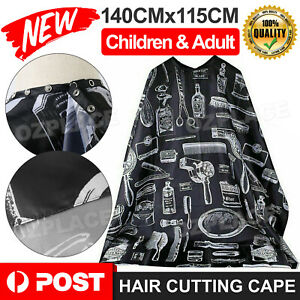 Large Salon Hair Cutting Cape Barber Hairdressing Apron Hair Capes For Unisex