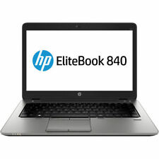 HP Elitebook 840 G1 Ultrabook Touchscreen i7 4600u 8GB 240GB SSD Windows 10 Pro