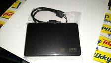 "Black 500GB 2.5"" USB-3 PC LAPTOP EXTERNAL HARD DISK DRIVE HDD, USB Power"