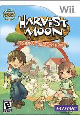 Harvest Moon Baum der stille Nintedo Wii (neu)