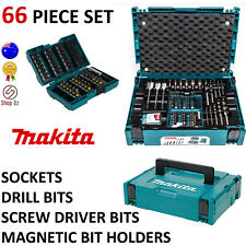 New MAKITA DRILL SCREWDRIVER MAGNETIC BIT SOCKET SET Hex Screw Driver B-43050