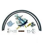 1x Sytec 1:1 MOTORSPORT Regulador de presión del combustible (vk-msv-vrx-s)