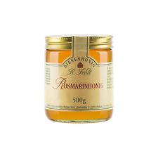 Rosmarin Honig 100% naturreiner Imker Premium Bienenhonig Brotaufstrich 1A