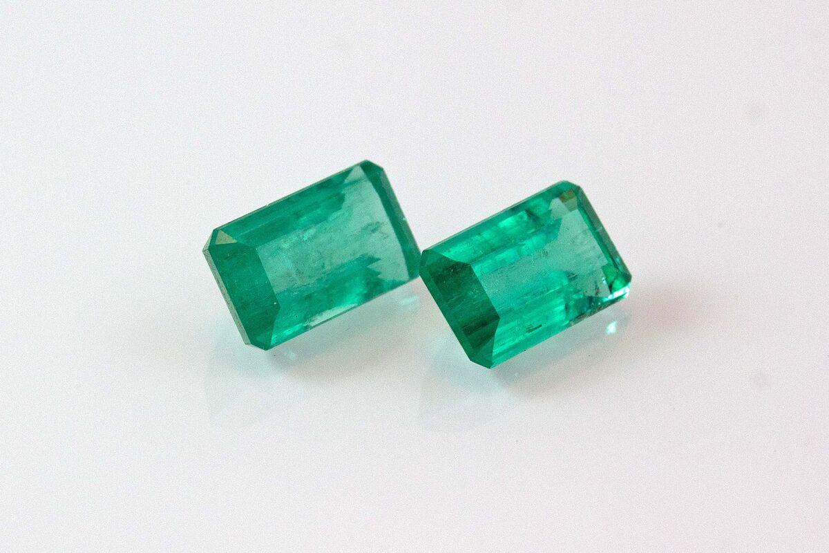 I M Colombian Emeralds