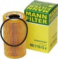 MANN-FILTER HU719/5X Oil Filter