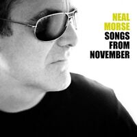 NEAL MORSE - SONGS FROM NOVEMBER (DELUXE EDT.)  CD NEW+