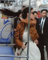 "Julie Estelle ""The Raid 2"" AUTOGRAPH Signed 8x10 Photo B ACOA"