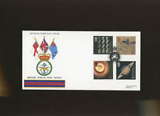 1999 Scientists Tale British Forces Postal Service 2579 Official FDC