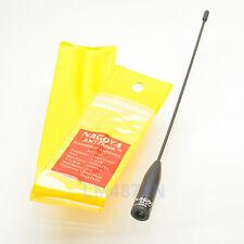 Nagoya NA-519 SMA male UHF VHF Dual Band 144/430MHz Antenna Handheld For Radio