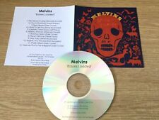 Cd Promotional album-  Melvins- Basses Loaded