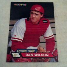 "DAN WILSON 1993 TOYS""R""US TOPPS STADIUM CLUB CARD # 65 A1871"