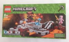 LEGO 21130 MINECRAFT THE NETHER RAILWAY Retired IN STOCK IN OZ New