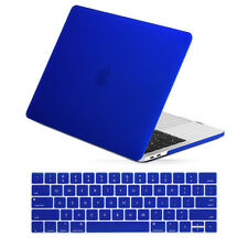 For Macbook Pro A1706/A1708/A1707 Rubberized Hard Case Keyboard Cover Touch Bar